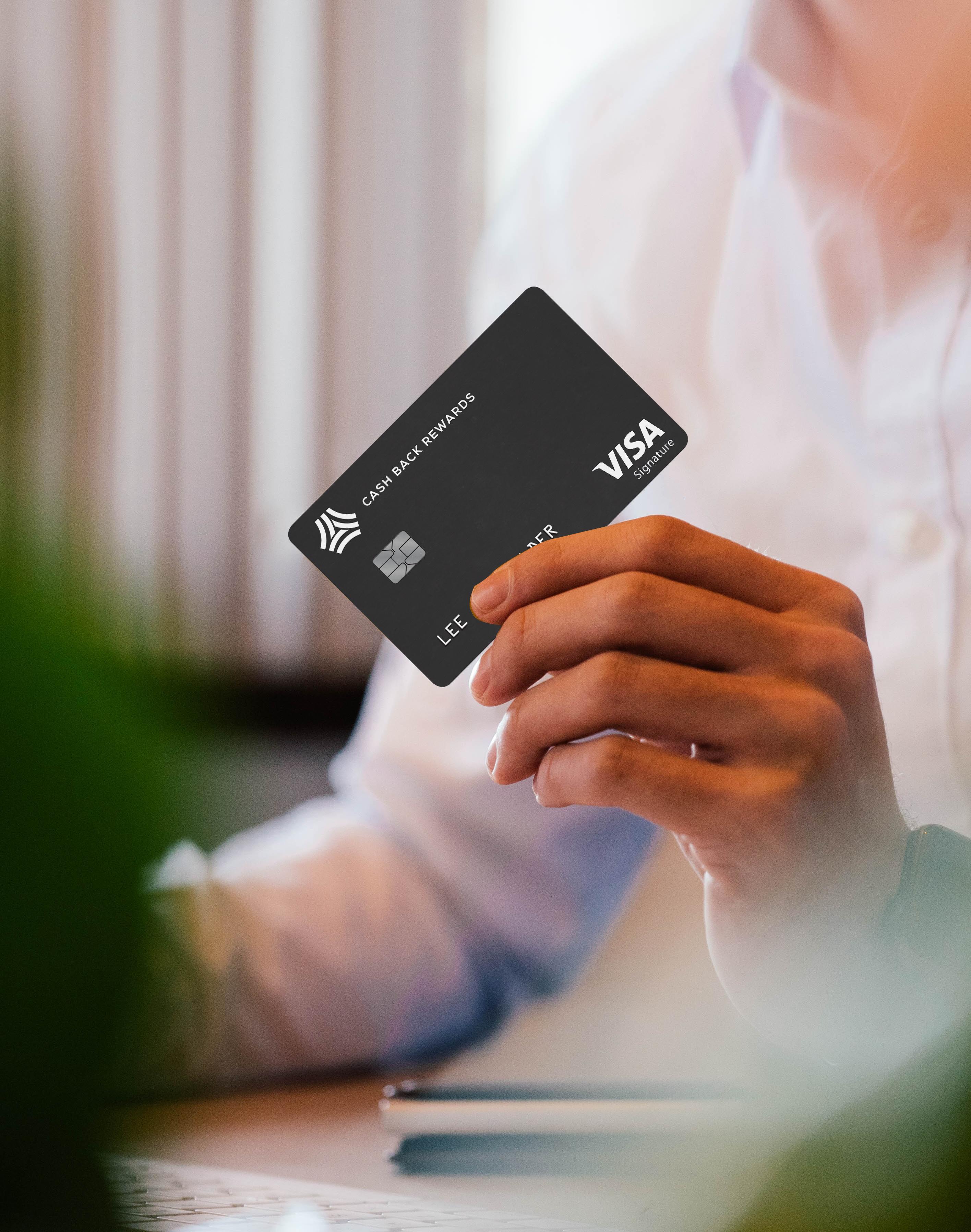 FAFCU Cash Back Credit Card