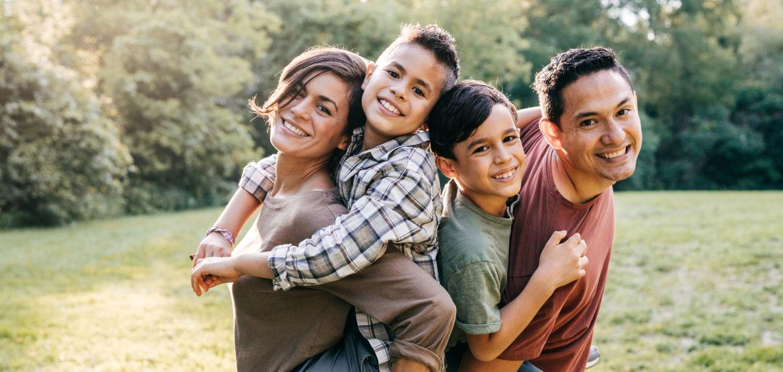 Protect Family Identity