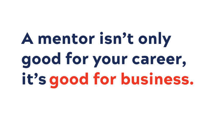 Finding a mentor quote