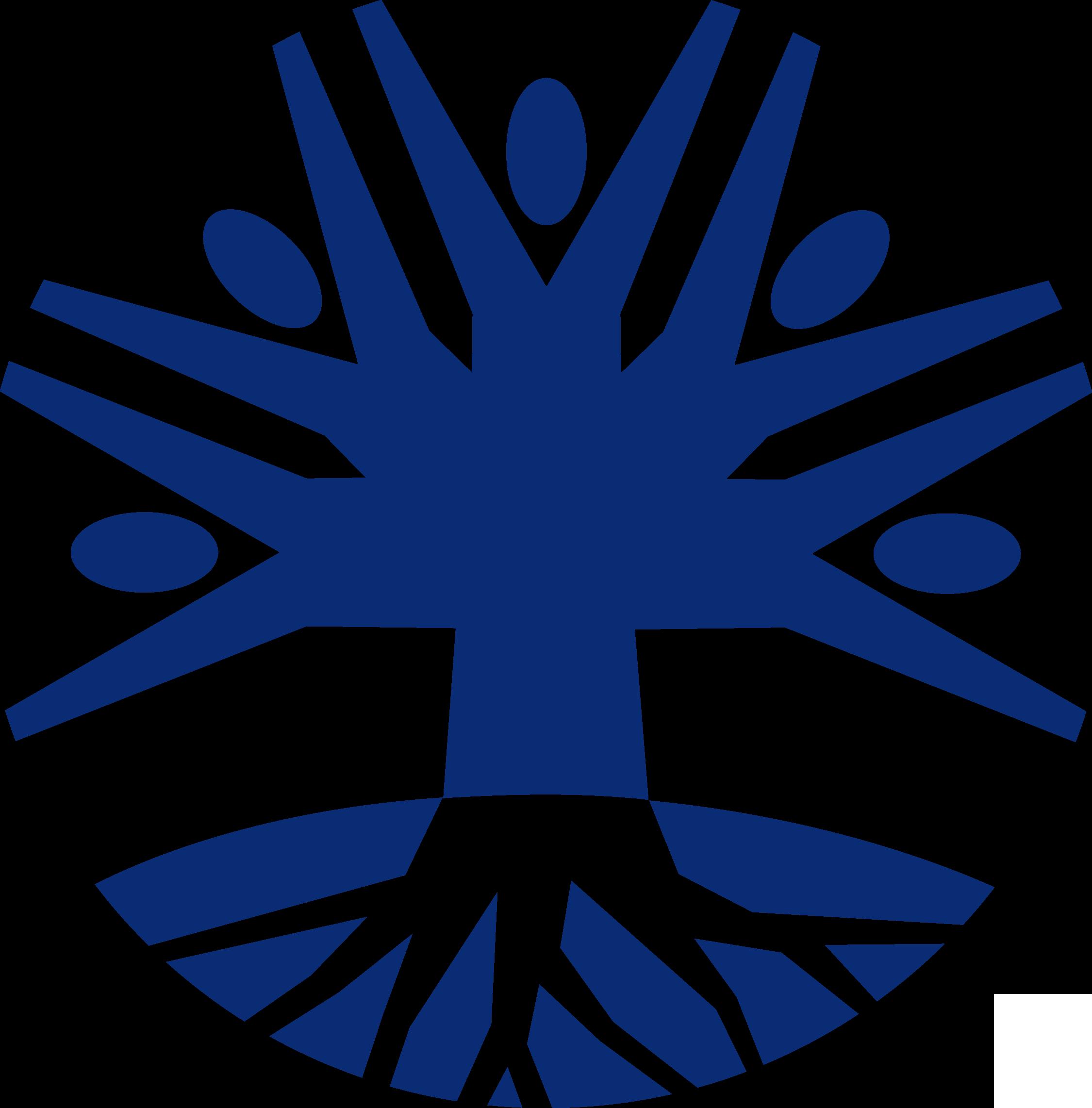blue stakeholder tree