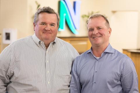 Michael Bilski and Brad Huckle