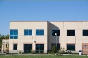 picture of commercial real estate