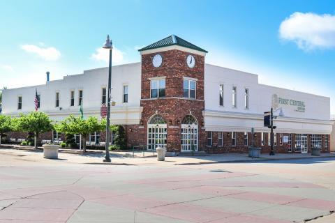 First Central State Bank in DeWitt