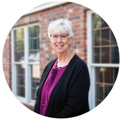 Sandy Cavey, First Central State Bank