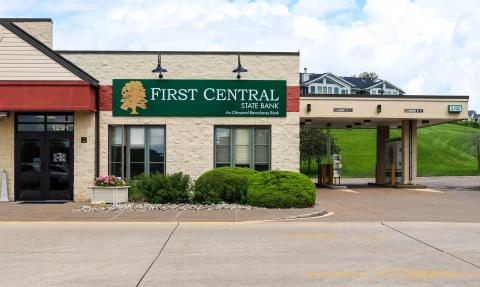 First Central State Bank LeClaire location