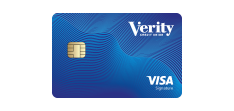 Signature Rewards credit card