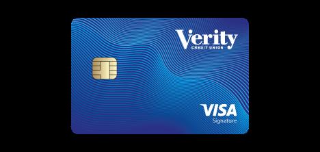 Signature Rewards credit card