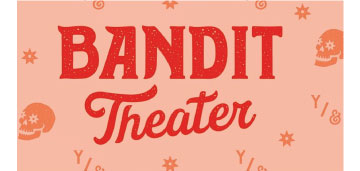Bandit Theater logo