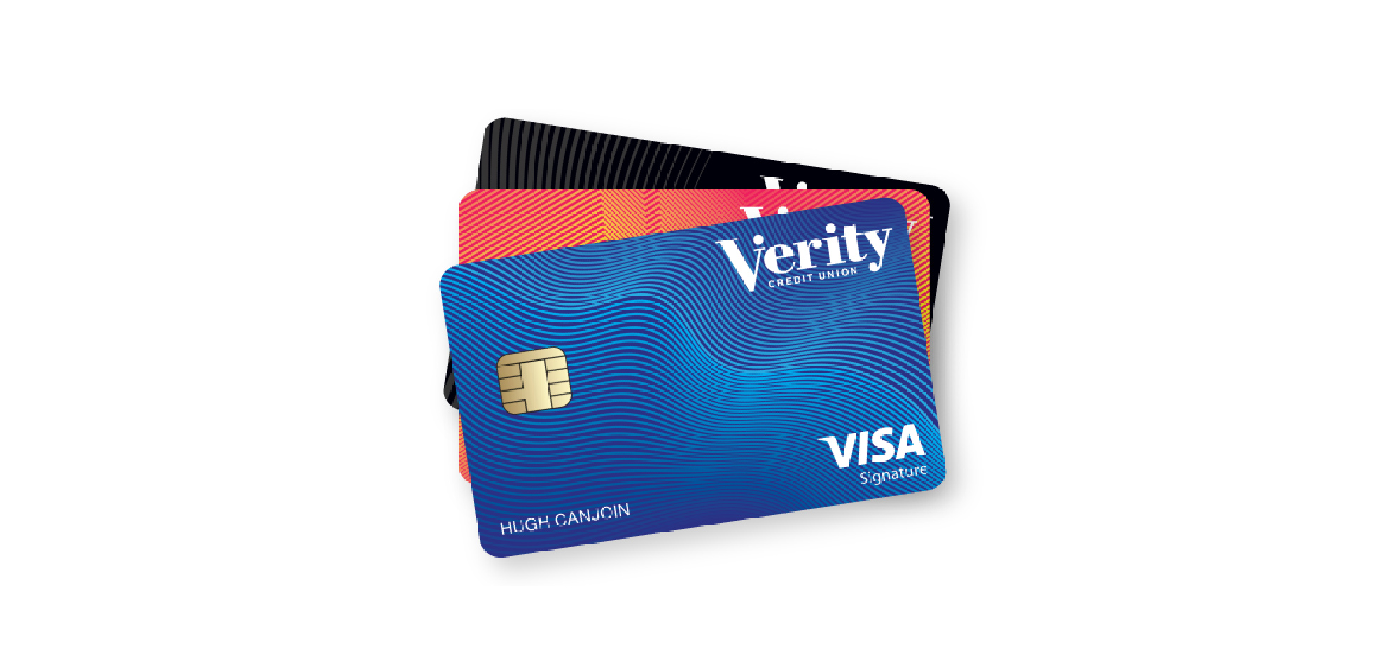 Verity credit cards