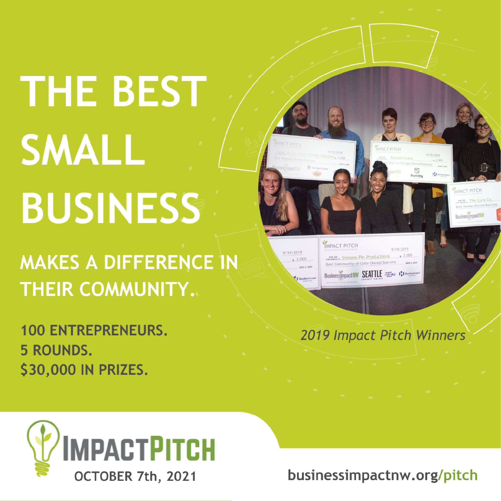 Impact Pitch Contest Image