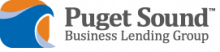 puget sound business lending group logo