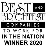 Best and Brightest black and white logo